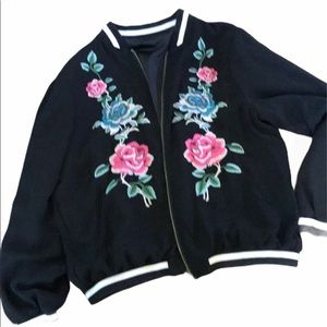 Show Me Your MuMu SMALL Reversible Bomber Jacket